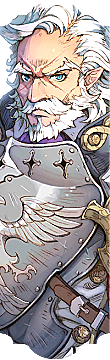 Exos Heroes A-Tier character Garff