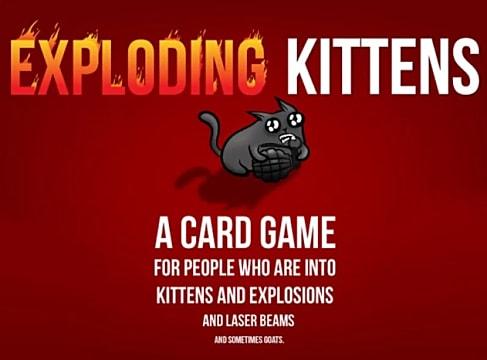 Exploding Kittens Cheat Codes