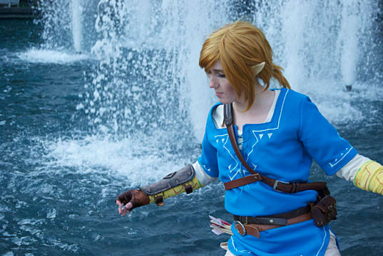 How to Cosplay Link From Breath of the Wild | The Legend of Zelda ...