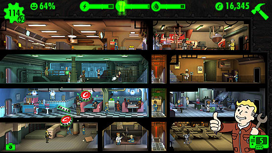 fallout shelter guide crafting weapons and armor