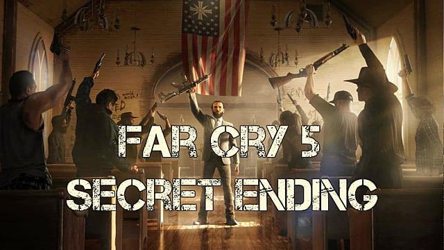 how to get far cry 4 secret ending