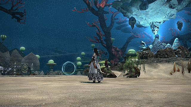 FFXIV Stormblood Guide: How to Dive Underwater | Final Fantasy XIV