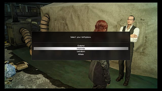 FFXV Comrades Guide: How Birthplaces Affect Your Stats