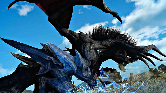 FFXV Guide : The Dread Behemoth's Weakness and How to Beat It