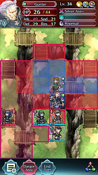 fire emblem heroes field positioning