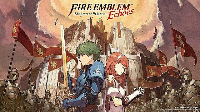 SPOILERS] Fire Emblem: Echoes - Shadows of Valentia ROMs