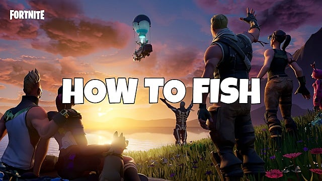 How To Fish In Fortnite Chapter 2 Fortnite