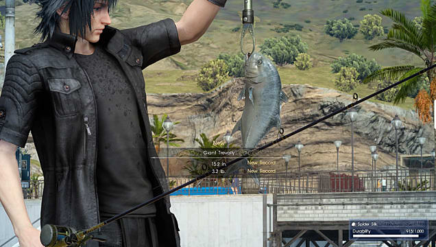final fantasy 15 fish guide