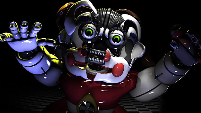 Five Nights at Freddy's: Sister Location Released Today