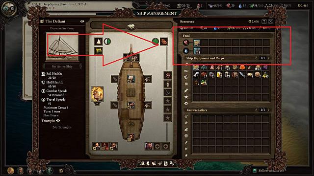 Гайд и советы Pillars of Eternity 2 – корабли, как победить в морских боях