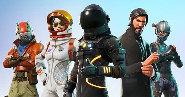 Fortnite outfits Season 3