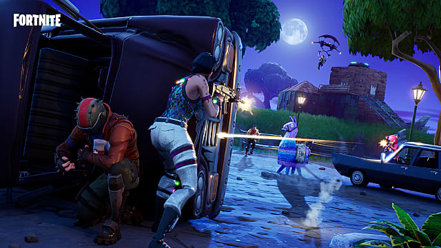 fortnite update changes console cross play pool - fortnite clear cache