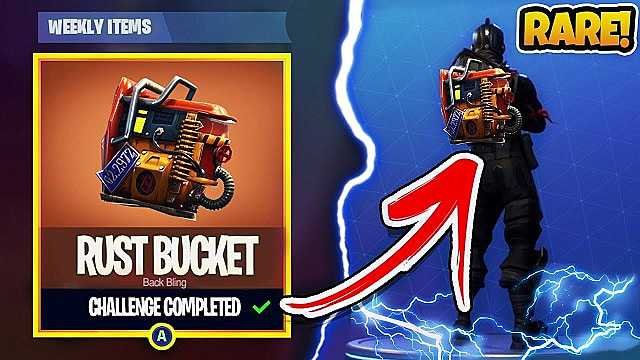 Image result for fortnite backpack in game