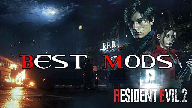 12 Best Mods For The Resident Evil 2 Remake