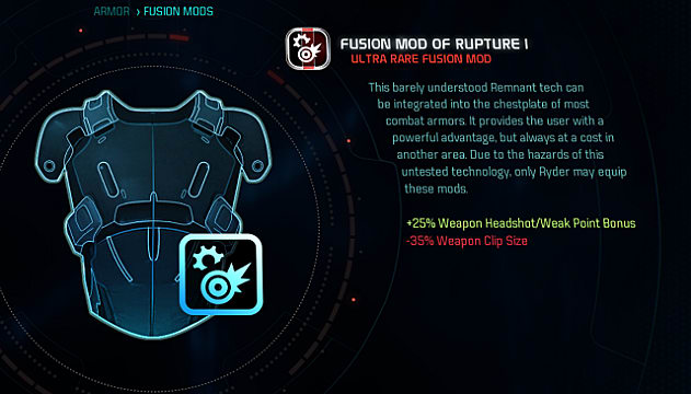 mass effect andromeda fusion mod