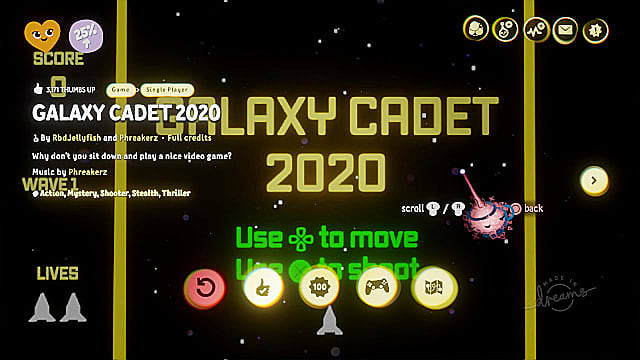 Galaxy Cadet 2020 is reminiscent of Alien Isolation and Five Nights at Freddy's.