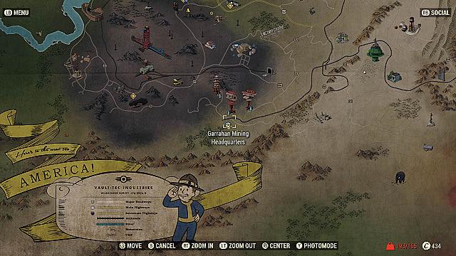 Fallout 76 Garrahan Mining Headquarters