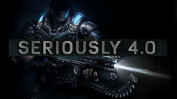 The World S Hardest Achievement Seriously Returns To Gears Of War 4 Gears Of War 4