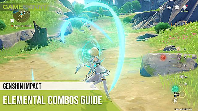 Genshin Impact Elemental Combos Guide Genshin Impact