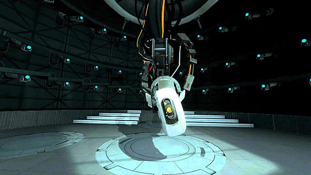 portal, glados, robot, ai