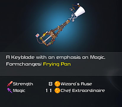 kh3 grand chef keyblade