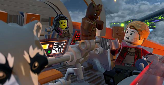 LEGO Marvel Super Heroes 2 Walkthrough Guide: The