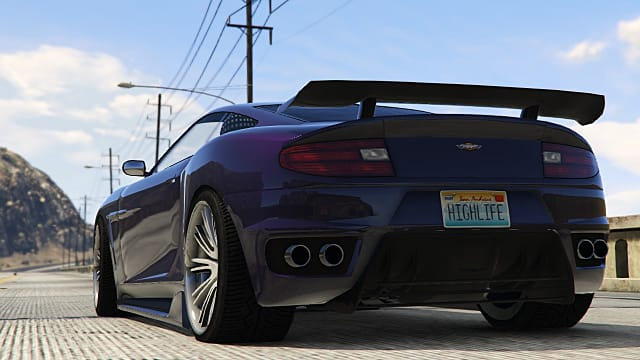 How to Make Custom License Plates in GTA Online