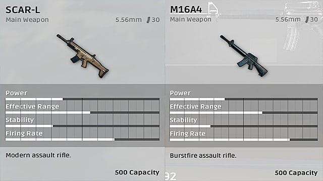 PLAYERUNKNOWN'S BATTLEGROUNDS: Is the M16A4 Better Than the Scar