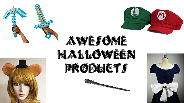 14 game inspired halloween costumes accessories you can buy right now