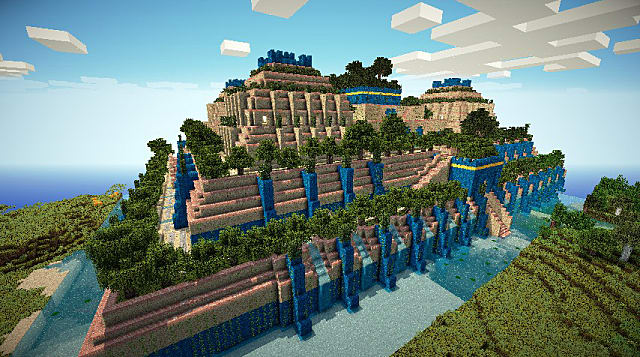 Minecraft Seeds List: GameSkinny's Best Minecraft Seeds for 2016