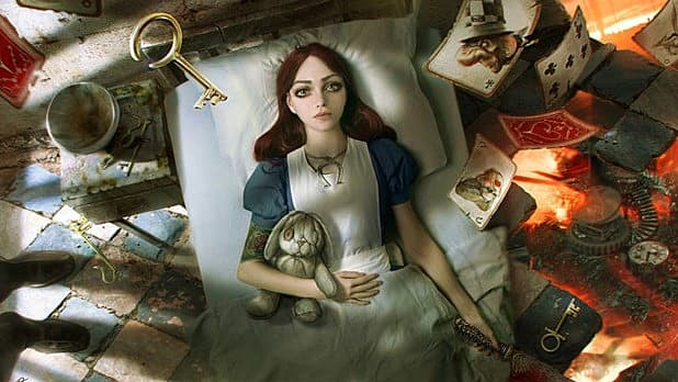 American Mcgee Announces Upcoming Proposal For Alice 3 Game