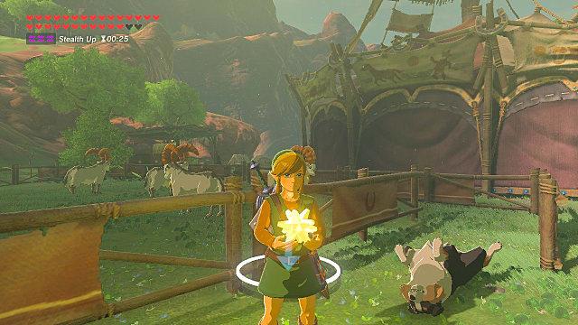 Breath Of The Wild Armor >> The Legend of Zelda: Breath of the Wild Star Fragment Guide | The Legend of Zelda: Breath of the ...