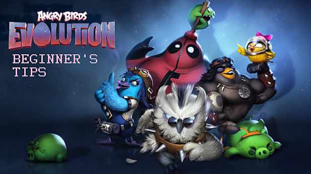 Angry Birds Evolution Beginners Guide