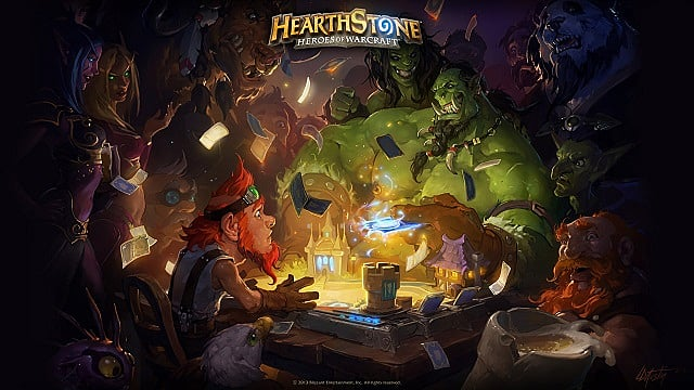 Displate Reveals New Hearthstone Poster Collection