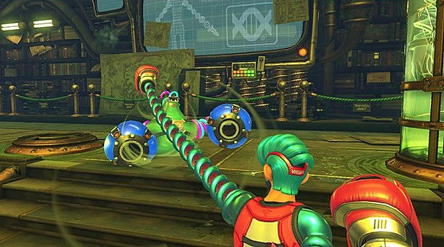 arms helix ability