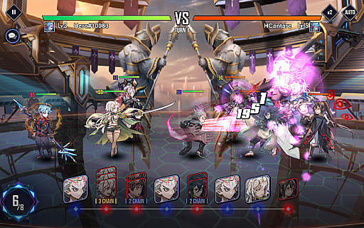 The best characters and heroes in Hero Cantare give you a battle advantage.
