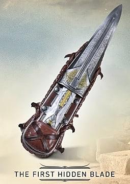 How To Get The Hidden Blade In Assassin S Creed Origins