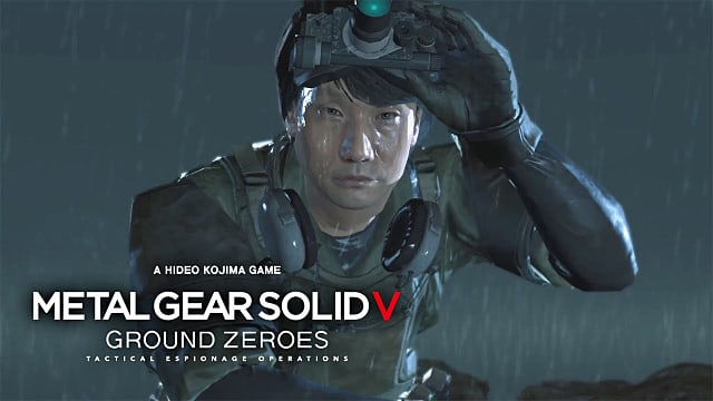 Metal Gear Solid V: Ground Zeroes, Hideo, Kojima