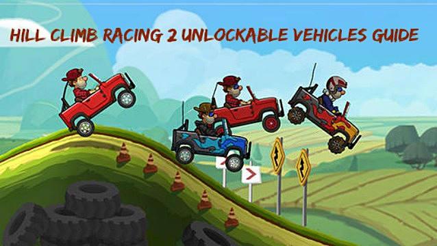 hill climb racing new version