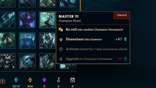 League Of Legends S8 Guide How To Get The Most Blue