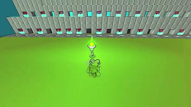 The Green Essence requires a green torch, green Faernflower Pip, and Insta-Grower.