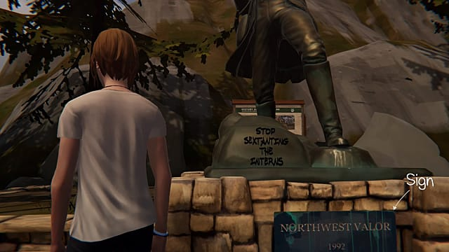Overlook Graffiti Guide Episode 1 Life is Strange Before the Storm