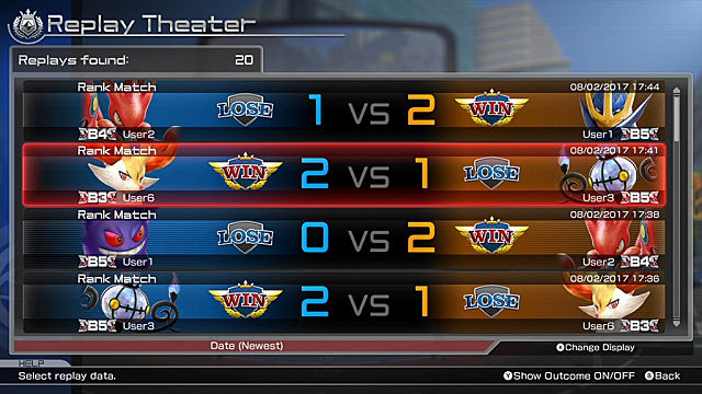 Online Mode Replay Theater Pokken Tournament DX Review