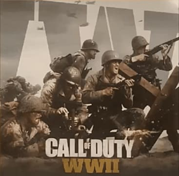 Call of Duty, WWII, WW2, CoD