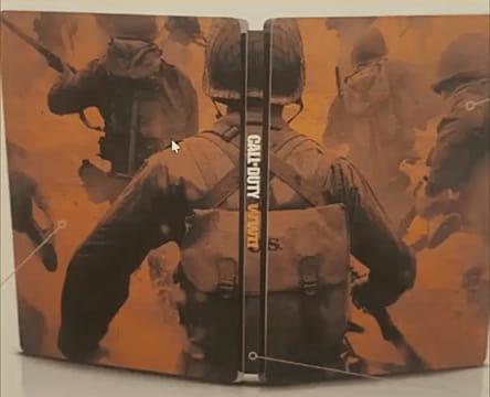Call of Duty, WWII, WW2, CoD