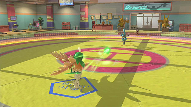 Practice Mode Online Features Pokken Tournament DX Review
