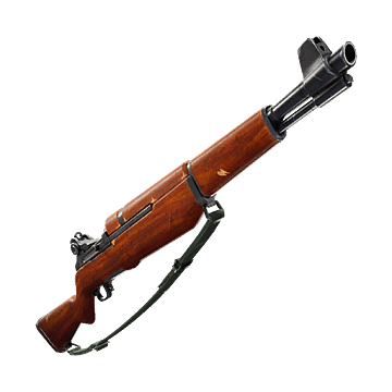 Fortnite Chapter 2 Infantry Rifle