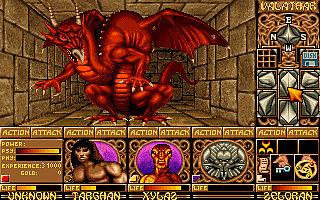 Ishar: Legend of the Fortress, Ishar