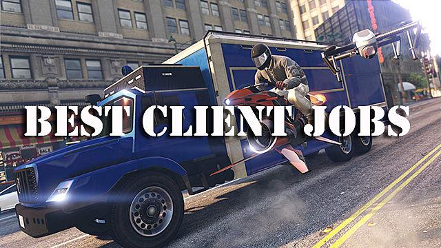 Best Client Jobs in GTA Online: After Hours Update | GTA Online