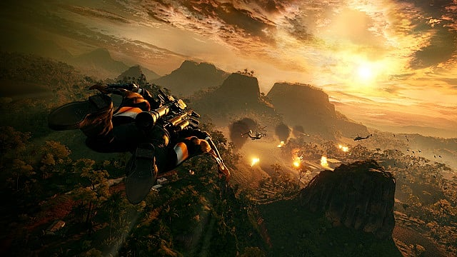 Just Cause 4 Review: A Little Under the Weather